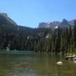 Rocky mountain NP Fern Lake