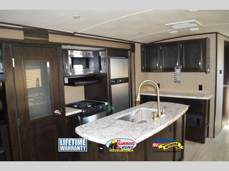 Grand Design Imagine Travel Trailer Kitchen