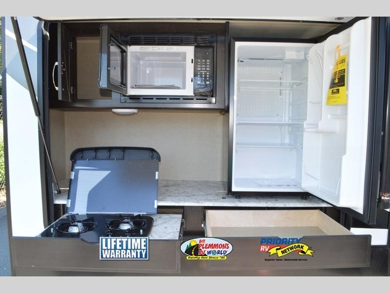 Grand Design Imagine Travel Trailer Outdoor Kitchen