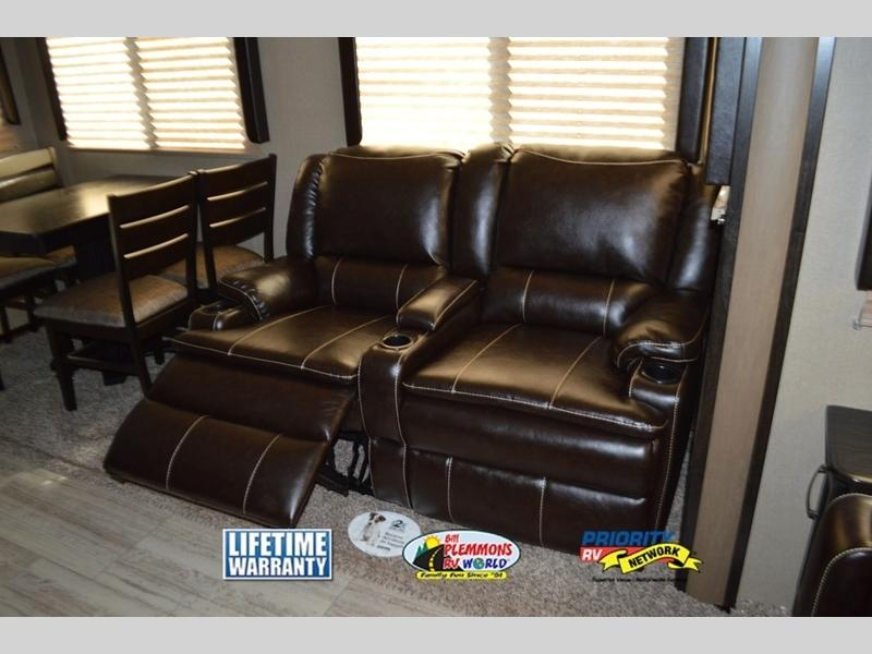 Grand Design Imagine Travel Trailer recliners
