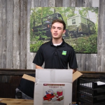 Ben Unboxes Silver RV Starter Kit