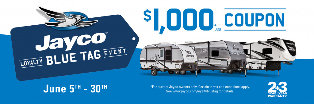 Email Template Jayco Blue Tag Event 3