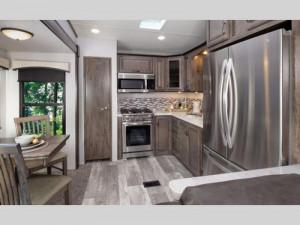 Sierra fifth wheel appliances