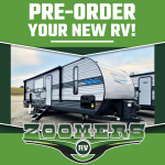 Pre-Order Your New RV With Zoomers!